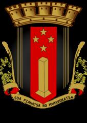Commune Urbaine Fianarantsoa